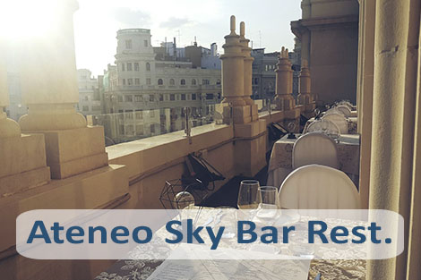 Ateneo Sky Bar Restaurant