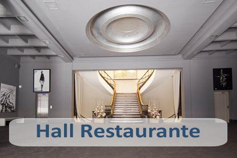 Hall del Restaurante