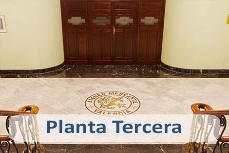 Planta Tercera