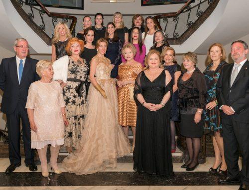 Merecido homenaje a nuestras Reinas en la I Gala Fallera del Ateneo Mercantil