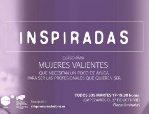 Nace INSPIRADAS, un programa para redescubrir e impulsar el talento femenino