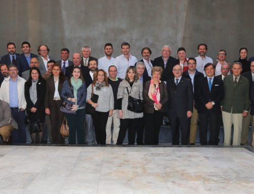 Los decanos de colegios de ingenieros agrónomos españoles constatan en Valencia el repunte de la inversión en el sector agroalimentario