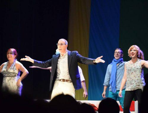 La obra 'Piensa en rosa' llega al teatro del Ateneo Mercantil
