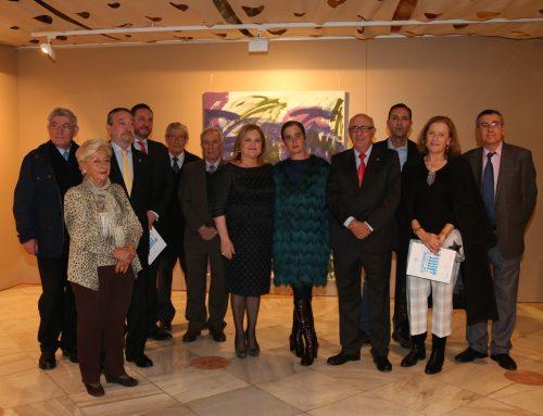 "Rebeca Plana, premio ""Ateneo Mercantil"" del XLVI Salón de Otoño de pintura"