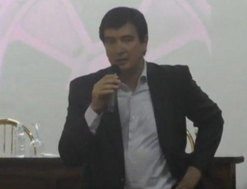 Fernando Giner clausura el I Taller de Formación para Emprendedores