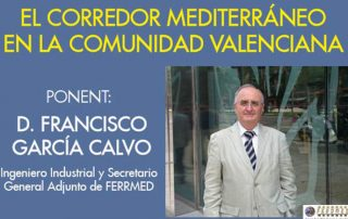 20151013 - CORREDOR MEDITERRANEO CV