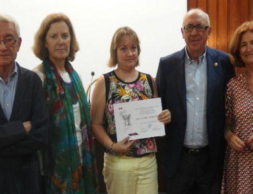 Amelia Isabel Jiménez gana el II Concurso de Relato Corto 'Club de Lectura Ateneo' con 'Cosecha propia'
