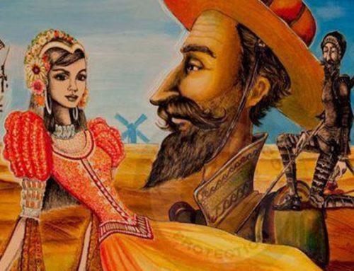 """""""El Amor y la Melancolía del Quijote"""" deja pequeño de nuevo el Salón Sorolla"""