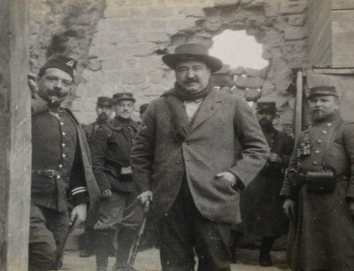 "Blasco Ibáñez y ""Las Novelas de Guerra y la Novela Histórica"""