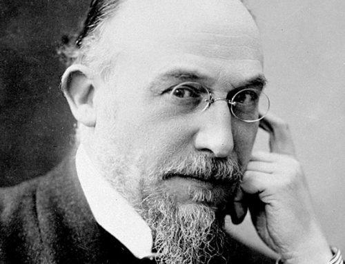 """Primera sesión: """"Erik Satie y su entorno cultural y artístico"""""""
