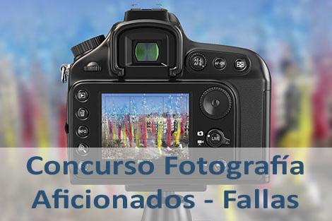 Concurso Fotografía Aficionados - Fallas