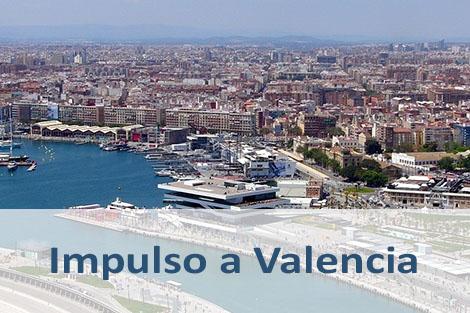 Impulso a Valencia