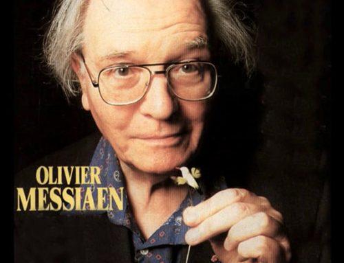 """Tercera sesión: """"Olivier Messiaen"""""""