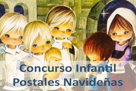 Concurso Infantil Postales Navideñas