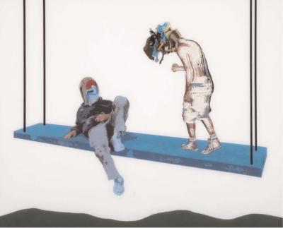 2009 - XL Salon de Otono - Equilibrio inducido - Kibri Herel