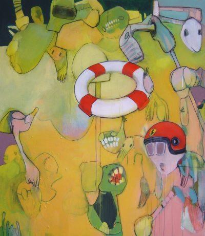 2014 - XLV Salon de Otono - El estilo en la emergencia - Ana Vernia