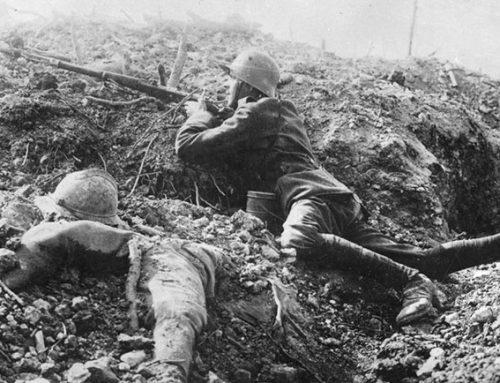 Las Causas de la Primera Guerra Mundial