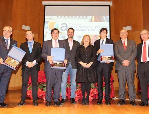 Benlloch, López y Revuelta premiados con los Ateneo M.V. Sociedad Civil 2016