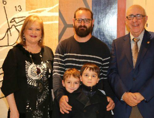 Juan Vicente Titos gana el XLVII Salón de Otoño del Ateneo Mercantil