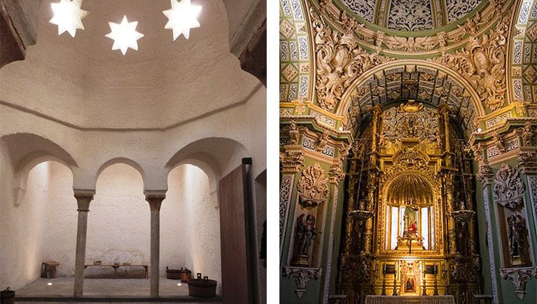 Visita a los ba os del almirante y a la capilla de la iglesia san juan del hospital ateneo - Banos del almirante valencia ...