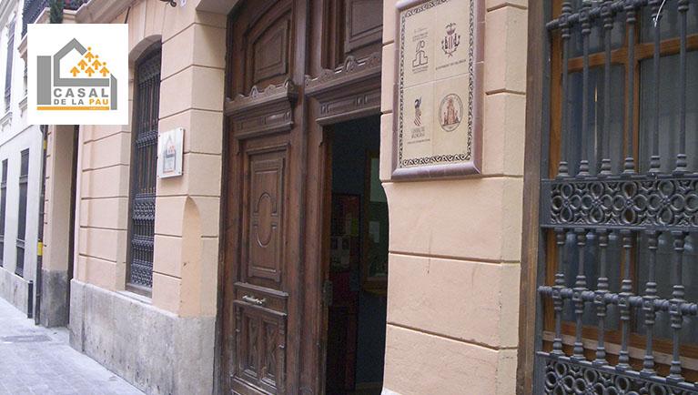 20170511 - Visita Casal de la Pau