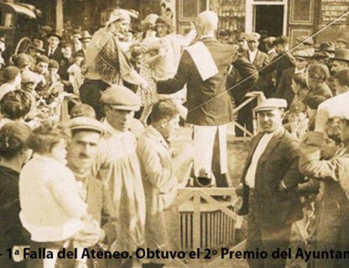 El Ateneo Mercantil y Las Fallas: una relación histórica