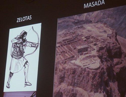 Historia y Contexto de la Palestina Romana