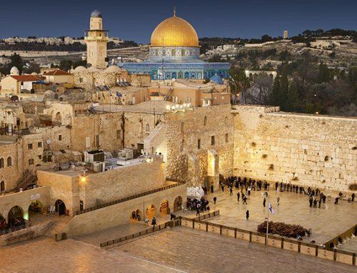 El primer y el segundo Templo de Jerusalén