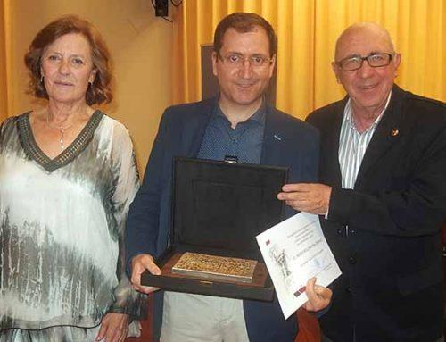 """Javier Molina gana el III Concurso de Relato Corto con """"Las leyes de Kirchhoff"""""""