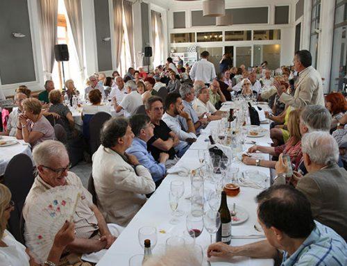 La fiesta de Fin de Curso de la Cultura reúne a más de 150 socios en el Ateneo