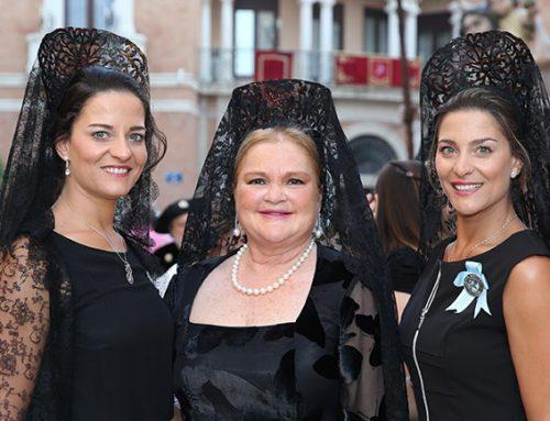 El Ateneo Mercantil desfila en la procesión del Corpus Christi 2017
