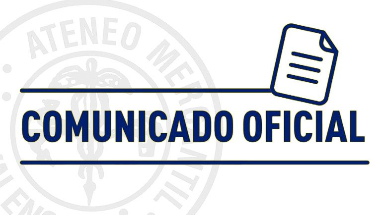 Comunicado Oficial del Ateneo Mercantil de Valencia