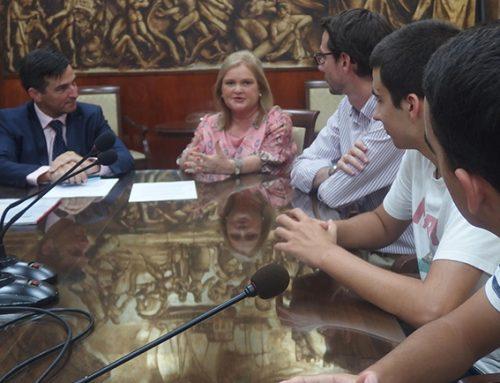 Acuerdo con el Colegio Mayor La Alameda para desarrollar conferencias en el Ateneo Mercantil