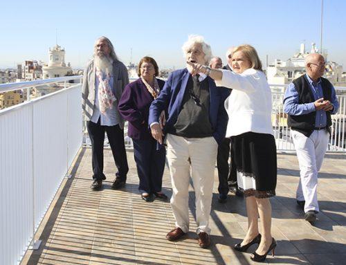 Un día completo para la junta directiva de la Federación de Ateneos de España