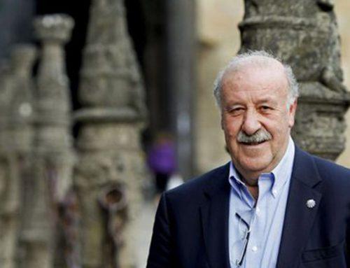 La Federación de los Ateneos de España concede el Premio Tolerancia a Vicente del Bosque