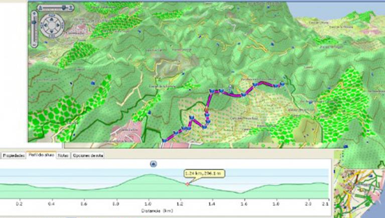 20171030 - Amigos Mapa - Cartografia Senderismo