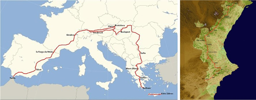 GR7 Europa - CValenciana