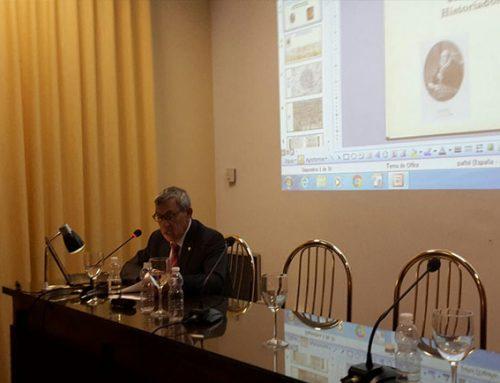 Jesús Villamanzano nos descubre el legajo con la firma de Cervantes que se conserva en Valencia
