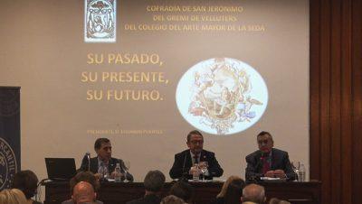 20171115 - Entidades Historicas Valencianas - Cofradia San Jeronimo