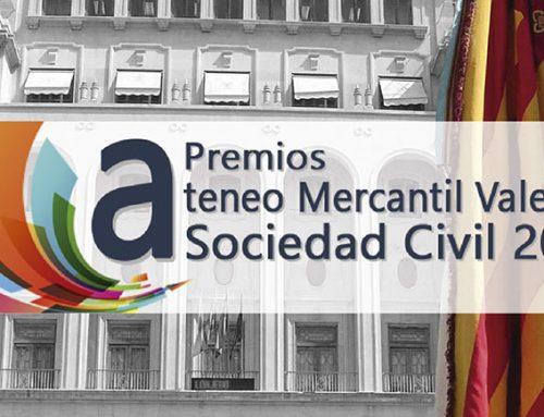 Fallados los Premios Ateneo Sociedad Civil 2017