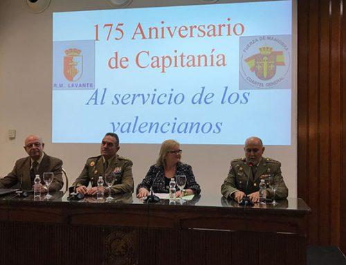 El ejército se acerca a los valencianos en el 175 Aniversario de Capitanía