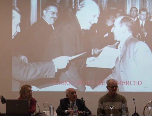 El 'maestro' Rafael Brines repasa los últimos 60 años de la prensa en Valencia