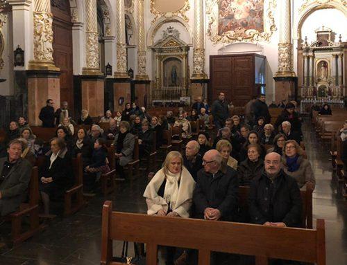 San Martín se llenó en recuerdo de los socios ateneístas fallecidos en 2017