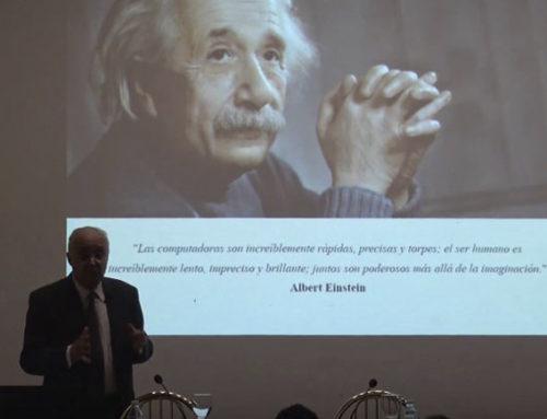 """""""Aplicación de la topología molecular a la química sostenible y medioambiental"""" por el Dr. Jorge Gálvez Álvarez"""