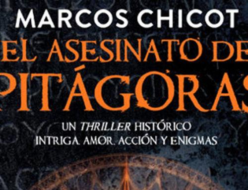 """""""El asesinato de Pitágoras"""" de Marcos Chicot"""