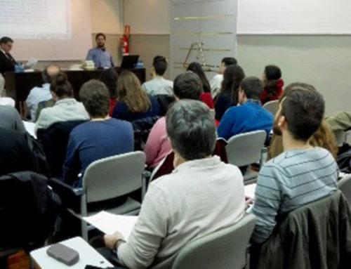 Adolfo Llopis presenta la ética de Wittgenstein en la sede la UIMP