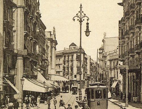 Tercera Sesión de la Valencia antigua en imágenes del pasado