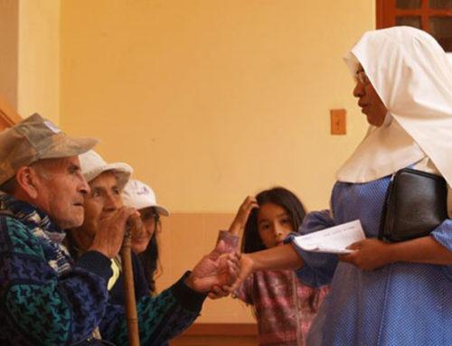 La Congregación de Hermanitas de los Ancianos Desamparados, candidatura a los 'Príncipe de Asturias'