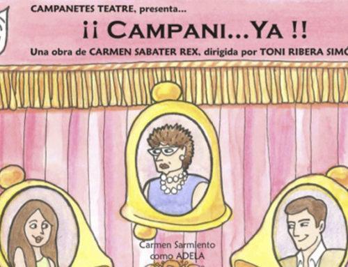 """""""Campani… ya"""", un éxito de taquilla destinado a Cáritas"""