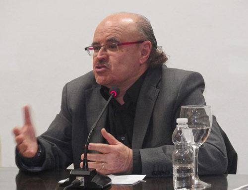 Rodolf Sirera 'chequea' la salud del Teatro Valenciano